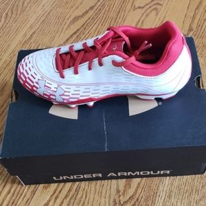 Under Armour Women's Force II Soccer Shoes 6.5